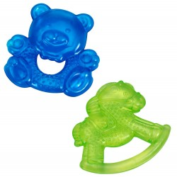 Cooling teether FASHY BEAR, HORSE 1168