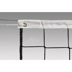 Pokorny ECONOM volejbola tīkls ar auklu