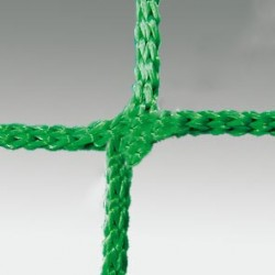 Pokorny SPORT 7,5x2,5m/0,80x1,50 m futbola tīkls 3mm 2 gab. zaļš