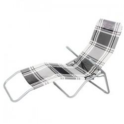 4Holidays Sauļošanās krēsls 186x57x96cm