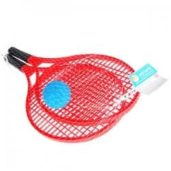 Adriatic Pludmales tenisa komplekts rakete 54cm