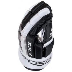 Fischer SX2 Gloves Sr hokeja spēlētāja cimdi (H03614)