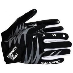 Salming Hawk Goalie Gloves florbola vārtsarga cimdi (1148436-0110)