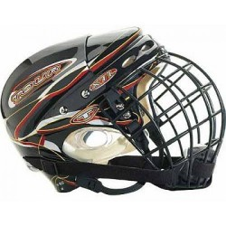 Tour H-90 Inline Hockey Helmet inline hokeja ķivere (H90BUC)