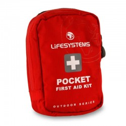 Lifesystems Pocket First Aid Kit aptieciņa