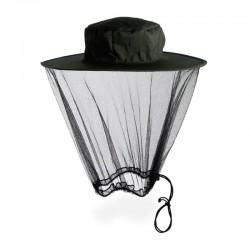 Lifesystems Midge/Mosquito Head Net Hat tīkls - cepure