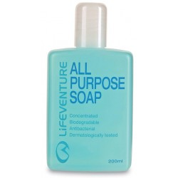 Lifeventure All Purpose Soap - 100ml šķidrās ziepes