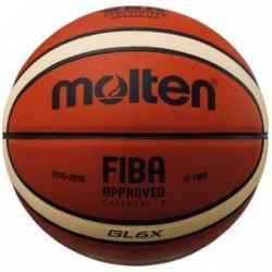 Molten BGL6X FIBA basketbola bumba