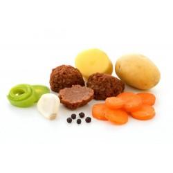 Adventure food Kapātas gaļas sautējums 1 porcija