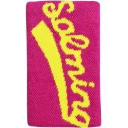 Salming Wristband Long Pink florbola spēlētāja garā sviedru aproce (1184841-5151)