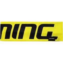 Salming Headband 7cm Yellow florbola spēlētāja galvas apsējs (1184848-0909)