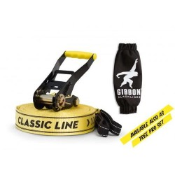 Gibbon Slackline līdzsvara lenta CLASSICLINE XL