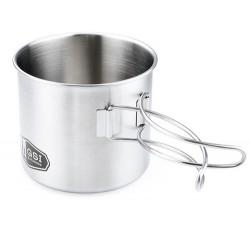 GSI Outdoors Krūze Glacier Stainless Bottle Cup/Pot