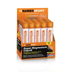 NamedSport Piedeva Magnesium Liquid+Vitamin B6