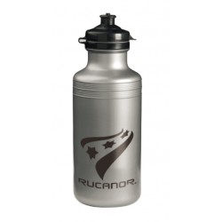 Rucanor Bottle 750ml 233 black/silver dzeršanas pudele