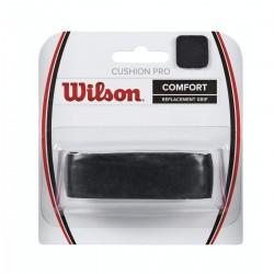 Wilson CUSHION PRO REPL Grips tinums melns