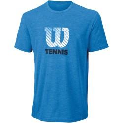 Wilson M T-SHIRT GRAPHIC TECH TEE T- krekls