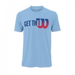 Wilson M T-SHIRT GTW TECH TEE  T- krekls