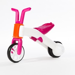 Līdzsvara velosipēds Chillafish Bunzi Pink