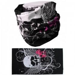 Daudzfunkcionāla šalļe MTHDR Scarf Skull Pink