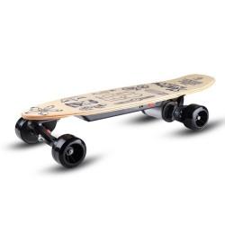 Longbords elektriskais Skatey 150L Wood Art
