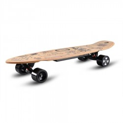 Longbords elektriskais Skatey 350L Wood Art