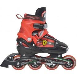 Ferrari Adjustable Inline Skate regulējamas bērnu skrituļslidas (FK35)