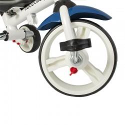Trīsritenis/ bērnu ratiņi 2in1 Coccolle Urbio (Sarkans)